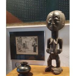 Rzeźba afrykańska z drewna przełom XIX i X X wieku