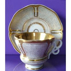 Filiżanka porcelana - TPM - biedermeier