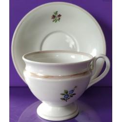 Filiżanka - porcelana - KPM Berlin - biedermeier