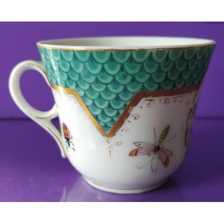 Filiżanka - porcelana - Rosja? - k.XVIII w.