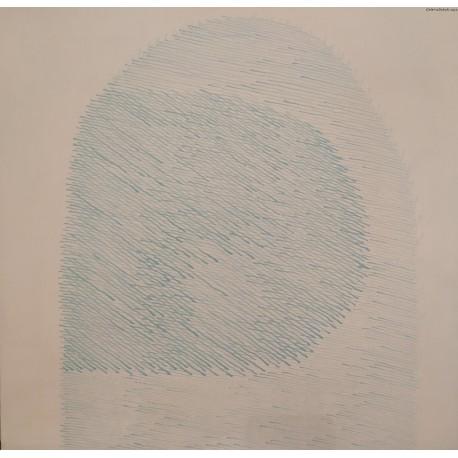 Jan Dobkowski(1942) - Pamukale XXXIV - 2012 - akryl, płótno - 55x55 m