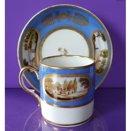 Filiżanka - porcelana - Sevres - Francja
